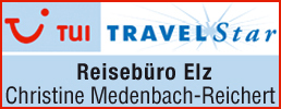 Reisebüro Medenbach ohne Tasse
