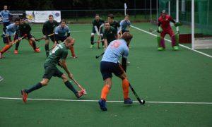 Limburger HC unterliegt auch Wiesbaden/Nach 1:3 im Derby winkt Hilpisch-Elf Abstiegskampf