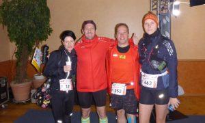 7G-Marathon in Aegidienberg – VLG-Quartett bezwingt das Siebengebirge