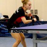 Gold, Silber und Bronze für Katharina Michajlova (TTC Staffel)