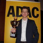 ADAC Pfalz Ehrung für Kart-Talent Daniel Gregor vom Team75 von Timo Bernhard