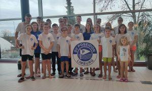 Gemeinsam stark: Positive Bilanz für den SV Poseidon nach Teamwettbewerben der DMS