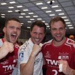 Die Handballer der Eulen Ludwigshafen schaffen das Wunder 3.0 !