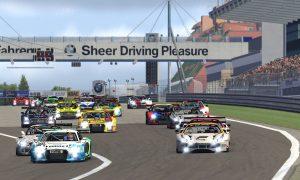 Digitale Nürburgring Langstrecken-Serie powered by VCO mit starkem Teilnehmerfeld für Rennen zwei