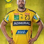 Handball-Europameister Steffen Fäth verlässt die Rhein-Neckar Löwen