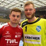 Handball-Nationaltorhüter Johannes Bitter hofft auf mehr junge deutsche Spieler in der Handball-Bundesliga