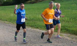 Dritter Lauf der Corona Challenge in Lindenholzhausen