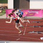 Leichtathletik ist zurück auf der Bahn