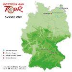 ERLANGEN WIRD ETAPPENORT  DER DEUTSCHLAND TOUR 2021
