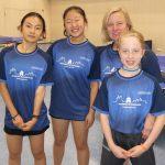 Starke Konkurrenz für Staffels Tischtennisfrauen in der 3. Bundesliga