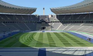 Das DFB-Pokalfinale der Männer wird bis 2025 im Berliner Olympiastadion ausgetragen