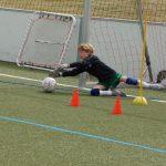 Eintracht Frankfurt-Camp beim VFR 07 Limburg