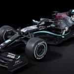 Das Mercedes Formel 1-Team setzt ein klares Zeichen gegen Rassismus und Diskriminierung