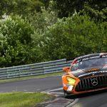 Erster NLS-Sieg für das Mercedes-AMG Team HRT