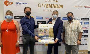Weltcup-Gesamtsieger Bø und Wierer kommen zum City  Biathlon Wiesbaden