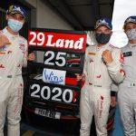 Land-Motorsport feierten den 25. NLS-Sieg