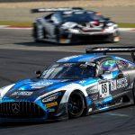 Doppelpodium für Mercedes-AMG Motorsport im Endurance Cup der GT World Challenge Europe auf dem Nürburgring