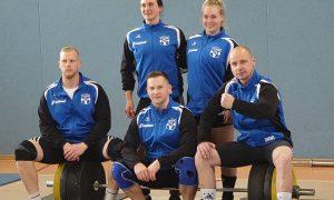 Elzer Gewichtheber starten mit einem Sieg in die neue Landesliga-Saison 2020/2021