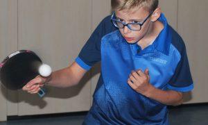 Tischtennis: Top 48 Nachwuchs