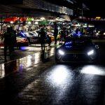 Mercedes-AMG fährt bei schwierigen Bedingungen zu drei Super Pole-Plätzen