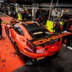 Mercedes-AMG geht aussichtsreich in die lange Nacht von Spa