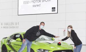 Europas führendes Event für sportliche Fahrzeuge
