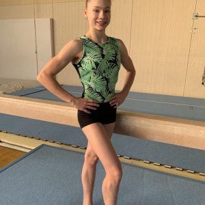 Thea Klämt am kommenden Wochenende bei den Deutschen Jugendmeisterschaften am Start