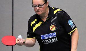 Die Damen des TTC Offheim II stehen im Halbfinale
