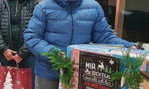 Tolle Aktion des SV Diez-Freiendiez: Geschenke für das AWO Seniorenzentrum am Hain