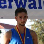 Super Erfolg für Theodor Sauerwein und Kevin Stötzer vom TV Weisel – sie zählen zu Deutschlands Top-Leichtathleten