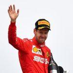 Der Heppenheimer Sebastian Vettel fährt sein letztes Rennen für Ferrari