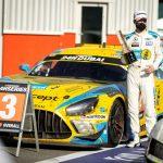 Mercedes-AMG Motorsport setzt Podiums-Serie bei 24-Stunden-Rennen von Dubai fort