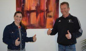 """Skiweltmeisterin """"Lizz"""" Görgl referierte in Dehrn über mentale Stärke/42 Mal aufs Weltcup-Podest mit absolutem Willen"""