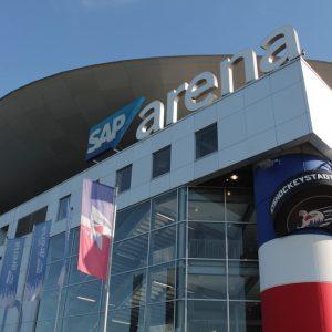 Deutliche Heimniederlage für die Adler Mannheim im Spitzenspiel