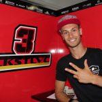 Der Eberbacher Lukas Tulovic startet beim MotoE-Auftakt in Spanien