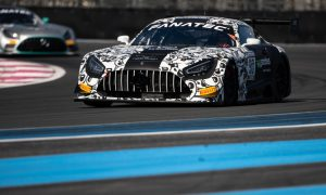 Mercedes-AMG Motorsport geht in der GT World Challenge Europe auf Titeljagd