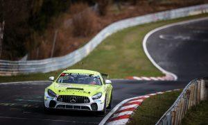 Drei Klassensiege beim Saisonauftakt auf der Nordschleife für Mercedes-AMG Motorsport