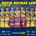 Die Rhein-Neckar Löwen bleiben nach Auswärtssieg Tabellendritter