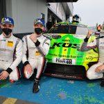 Take two: Sieg und Rundenrekord für Manthey-Racing