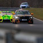 33 GT3-Boliden beim dritten NLS-Rennen