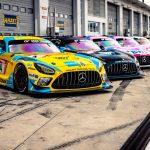 Mercedes-AMG Motorsport geht mit einem hochkarätigen Line-up beim 24-Stunden-Rennen auf dem Nürburgring an den Start