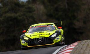 Mercedes-AMG Motorsport mit zwei Klassensiegen und einem Top-Ten-Resultat auf der Nürburgring-Nordschleife