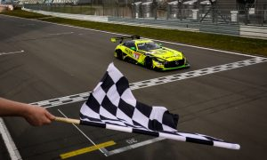 Vielversprechende Generalprobe für das legendäre 24-Stunden-Rennen