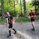 Heimische Ultraläufer über 78 Kilometer unterwegs