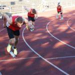 Die heimische Leichtathletik ist zurück