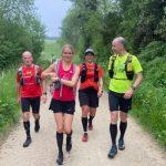 """Heimische Ultraläufer bewältigen Teil 2 der """" Seven Summits """""""