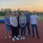 Frauenpower im Vorstand der Leichtathletikfreunde Villmar