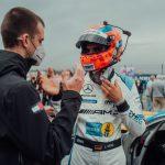 Mercedes-AMG führt bis kurz vor Unterbrechung des 24-Stunden-Rennens auf dem Nürburgring