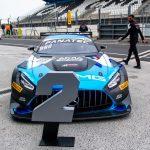 Podium und Klassensieg für Mercedes-AMG Motorsport in der GT World Challenge Europe