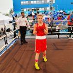 Steffi Grin für Europameisterschaft qualifiziert!